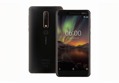 โนเกีย Nokia 6.1
