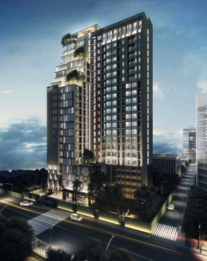 เดอะ แกลลอรี่ คอนโดมิเนียม (The Gallery Condominium)