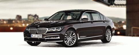 บีเอ็มดับเบิลยู BMW M7 760Li xDrive M Sport ปี 2018