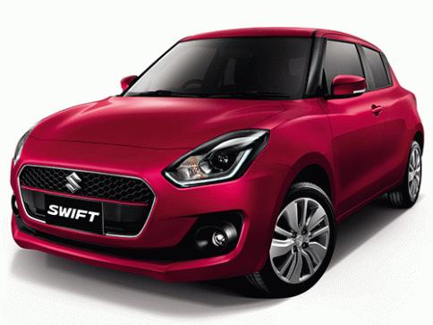 ซูซูกิ Suzuki-Swift GLX CVT MY18-ปี 2018