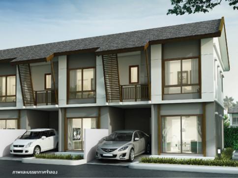 บ้านพฤกษา ไพร์ม รังสิต - คลอง 3 (Bann Pruksa Prime Rangsit - Klong 3)