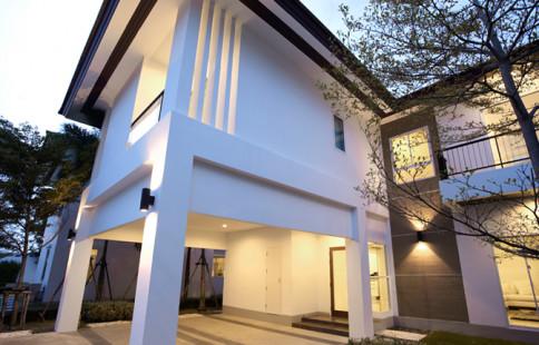 เนอวานา ไอคอน พระราม 9 (บ้านเดี่ยว 2 ชั้น) (Nirvana ICON Rama 9)