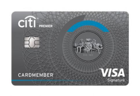 บัตรเครดิตซิตี้ พรีเมียร์ (Citi Premier Credit Card)-ธนาคารซิตี้แบงก์ (Citibank)