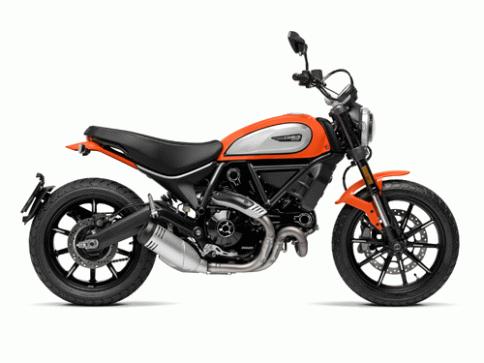 ดูคาติ Ducati-Scrambler Icon MY2019-ปี 2019