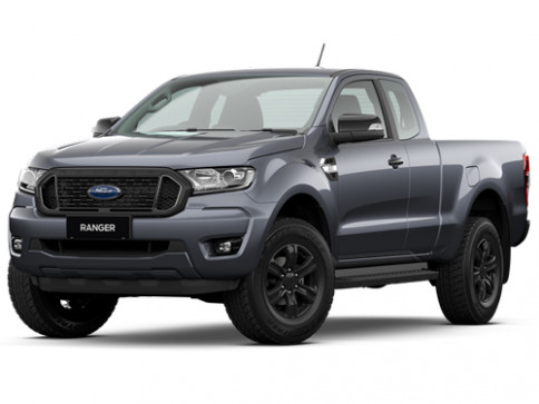 ฟอร์ด Ford Ranger Open Cab 2.2L XLT 4x4 6MT MY2020 ปี 2020