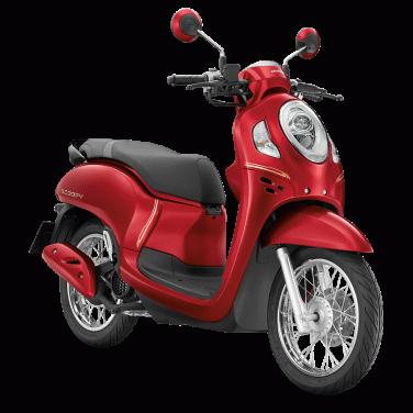 ฮอนด้า Honda Scoopy Prestige ปี 2020