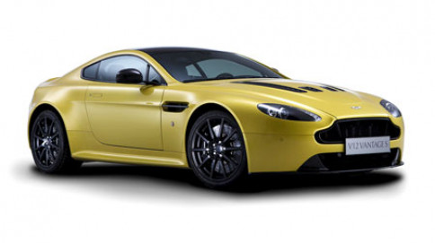 แอสตัน มาร์ติน Aston Martin V12 Vantage S Standard ปี 2014