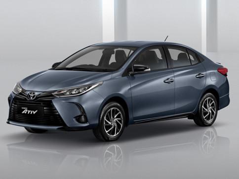 โตโยต้า Toyota Yaris ATIV Sport MY2020 ปี 2020