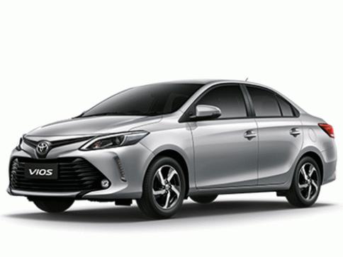 โตโยต้า Toyota Vios 1.5 High MY19 ปี 2019