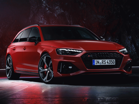 อาวดี้ Audi A4 RS 4 Avant quattro ปี 2020