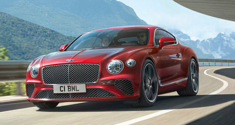 เบนท์ลี่ย์ Bentley Continental GT V8 MY2021 ปี 2021