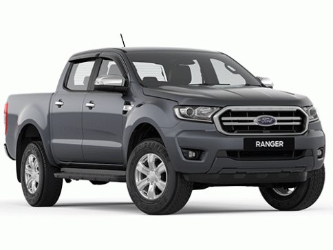 ฟอร์ด Ford Ranger Double Cab 2.2L XLT Hi-Rider 6 AT MY18 ปี 2018