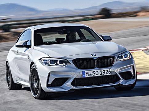 บีเอ็มดับเบิลยู BMW M2 Competition ปี 2018