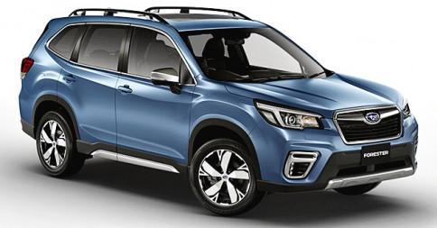 ซูบารุ Subaru Forester 2.0i-S ES MY19 ปี 2018