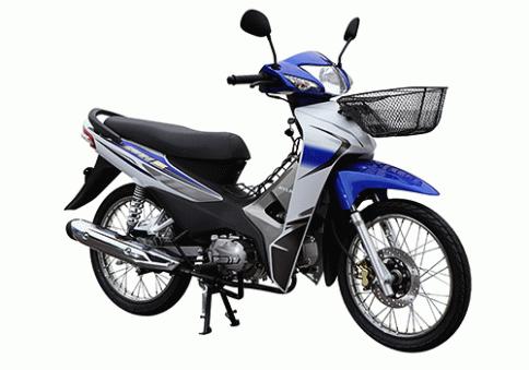 จงเซิน ริวก้า Zongshen Ryuka-Save 110 II S-ปี 2019