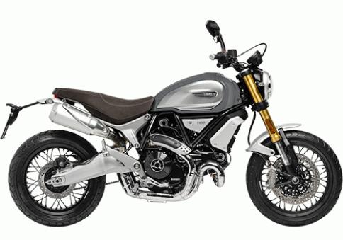 ดูคาติ Ducati Scrambler 1100 Special ปี 2018