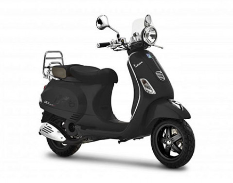 เวสป้า Vespa LXV 150 3Vie Calimero Limited Edition ปี 2016