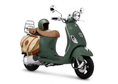 เวสป้า Vespa LXV 150 3Vie Safari Limited Edition ปี 2016
