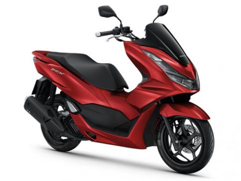 ฮอนด้า Honda PCX 160 STANDARD ปี 2021