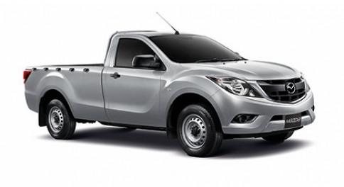 มาสด้า Mazda BT-50 PRO StandardCab 2.2 S ปี 2015
