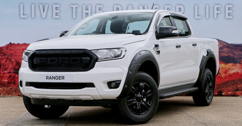 ฟอร์ด Ford Ranger Double Cab 2.0L Turbo Limited 4x4 10AT MY2020 ปี 2020