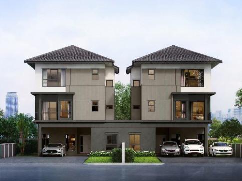 บ้านกลางเมือง ดิ อิดิชั่น พระราม 9 - อ่อนนุช (Baan Klang Muang The Edition Rama 9 - Onnut)