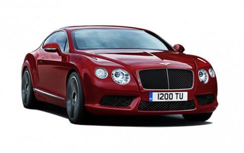 เบนท์ลี่ย์ Bentley Continental GT V8 ปี 2012