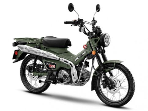 ฮอนด้า Honda CT125 standard ปี 2021