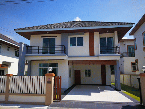 ดาริน บายพาสชลบุรี - บ้านสวนซอย 11(Darrin)