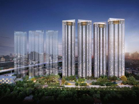 สกายไรซ์ อเวนิว สุขุมวิท 64 (Skyrise Avenue Sukhumvit 64)