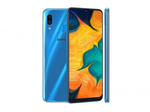 รูป ซัมซุง SAMSUNG Galaxy A30