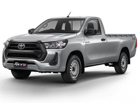 โตโยต้า Toyota-Revo Standard 4X2 2.4 Entry AT MY2020-ปี 2020