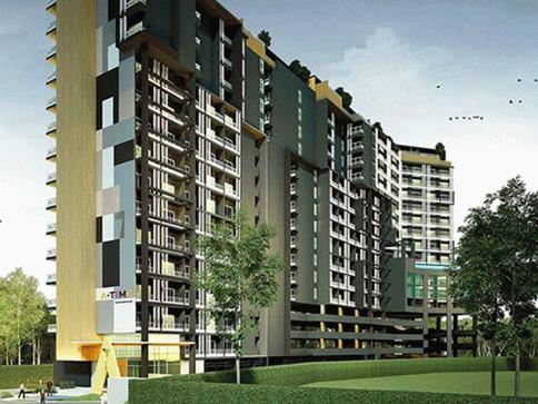 เอ ไทม์ คอนโดมิเนียม (A Time Condominium)