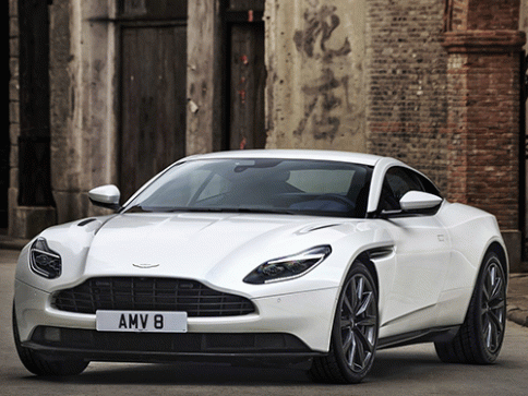แอสตัน มาร์ติน Aston Martin-DB11 Coupe V8-ปี 2017