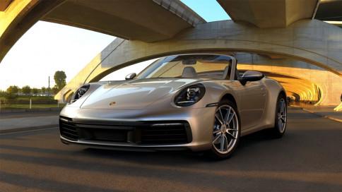 ปอร์เช่ Porsche 911 Carrera 4 Carbriolet ปี 2019