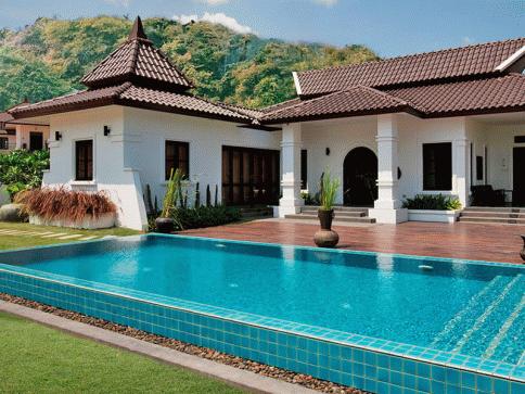 บันยัน เรสซิเดนส์ วิลล่า (Banyan Residences Villa)
