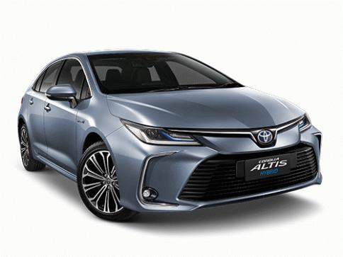 โตโยต้า Toyota Altis (Corolla) 1.8 HV MID ปี 2019