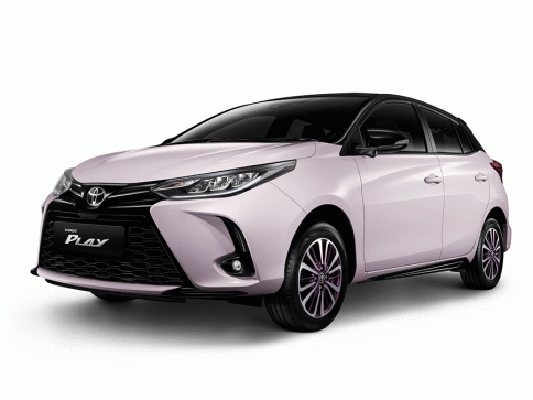 โตโยต้า Toyota Yaris Play Sport Premium ปี 2021