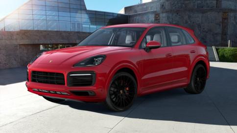 ปอร์เช่ Porsche-Cayenne GTS-ปี 2020