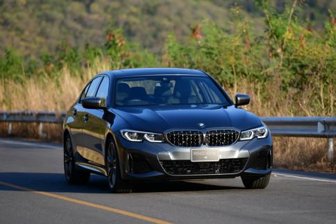 บีเอ็มดับเบิลยู BMW M3 M340i xDrive ปี 2021