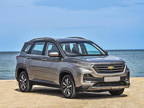 เชฟโรเลต Chevrolet Captiva LS (หมด) ปี 2019