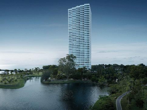 โอเชี่ยน พอร์โตฟิโน่ คอนโดมิเนียม (Ocean Portofino Condominium)