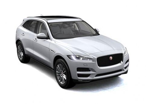 จากัวร์ Jaguar-F-Pace 2.0 Portfolio-ปี 2016