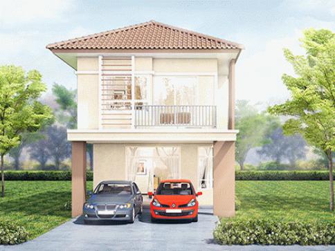 บ้านมนเทียรทิพย์ รามอินทรา 117 (Baan Montaintip Ramintra 117)