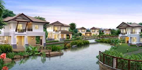 บ้านฟ้ากรีนพาร์ค รังสิต คลอง 3 (Baan Fah Green Park)