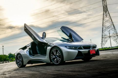 บีเอ็มดับเบิลยู BMW i8 Roadster ปี 2018