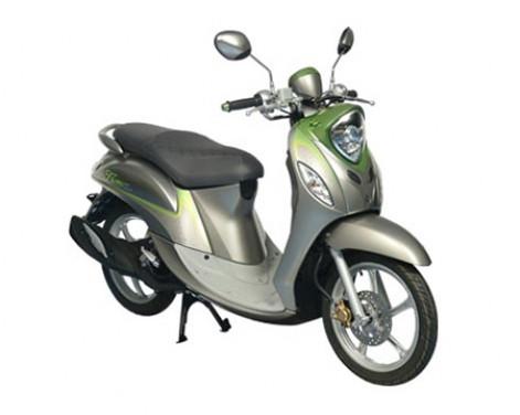 ยามาฮ่า Yamaha Fino 125 Deluxe ปี 2016