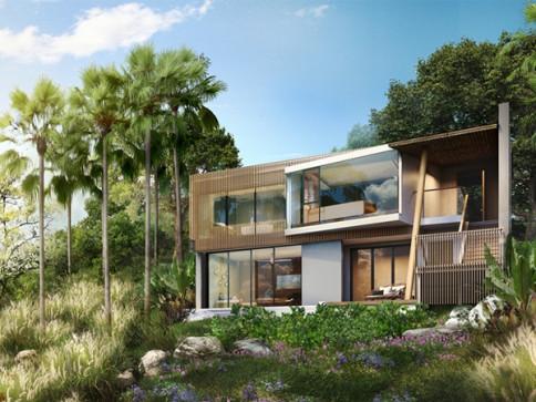 เดอะ เรสซิเดนซ์ แอท เชอราตัน ภูเก็ต แกรนด์ เบย์ (The Residences at Sheraton Phuket  Grand  Bay)
