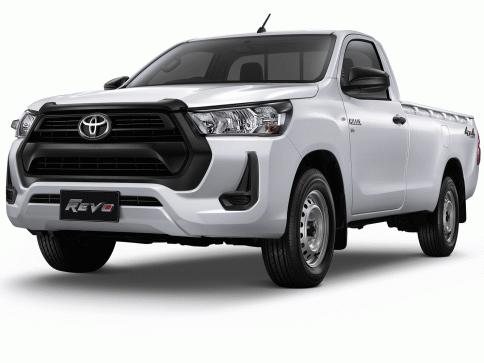 โตโยต้า Toyota Revo Standard 4x4 2.8 Entry MY2021 ปี 2021