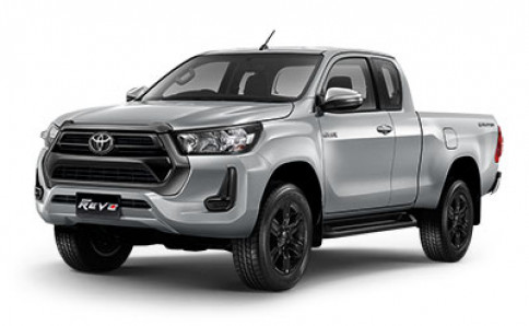 โตโยต้า Toyota-Revo Smart Cab Prerunner 2X4 2.4 Mid AT MY2020-ปี 2020